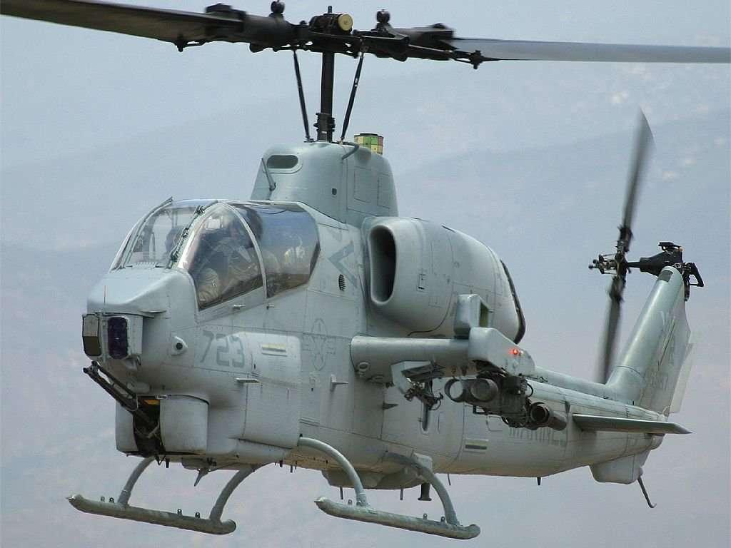 Вертольоти проти танків