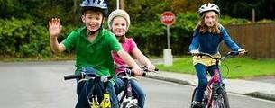 Безпека велосипедистів