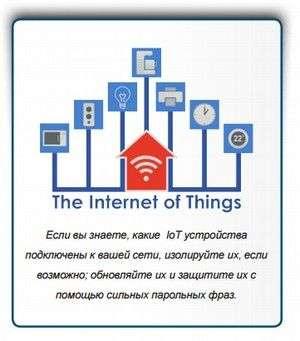 Інтернет речі (iot) і їх безпека
