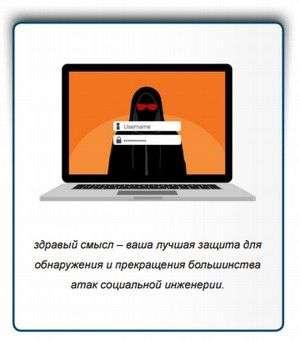Соціальна інженерія в інформаційній безпеці